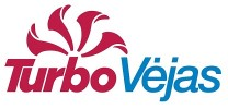 Logo for Turbo vejas